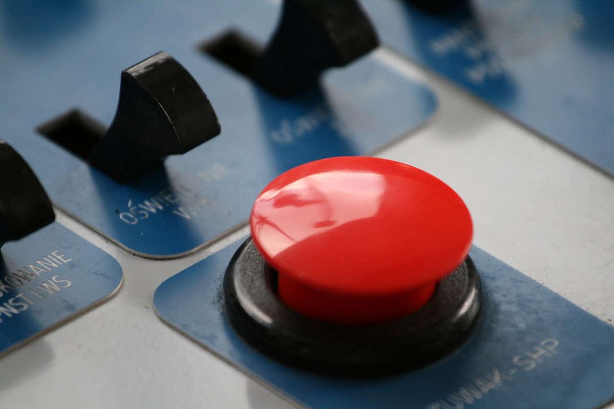 Большая красная кнопка