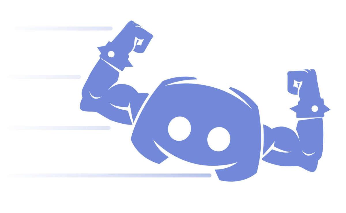 Логотип Discord