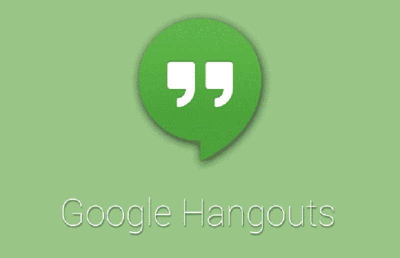 Логотип Hangouts