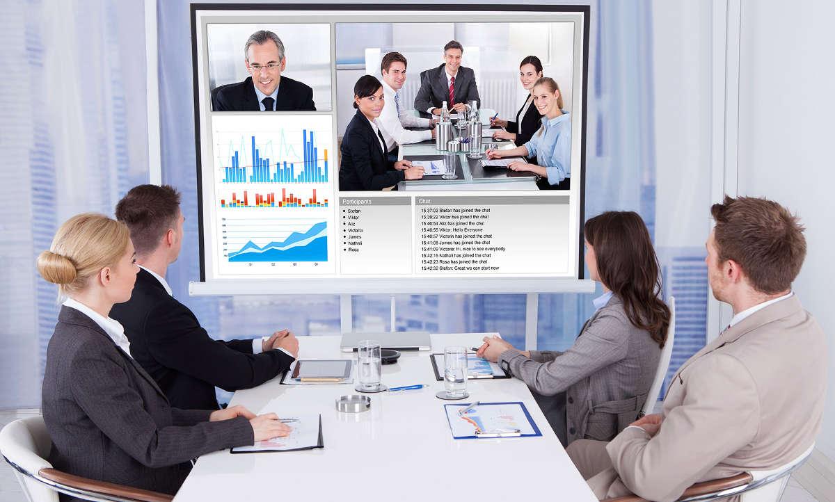 Бизнес совещание