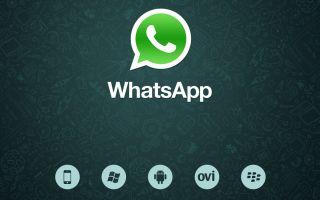 Как воспользоваться программой шпионом для WhatsApp