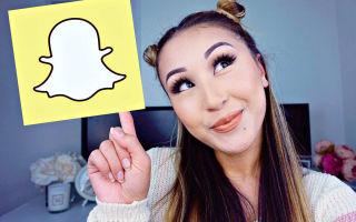 Как в Snapchat посмотреть воспоминания, где они хранятся