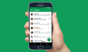 Google Hangouts для Android