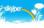 Вопросительные знаки и квадраты в Skype