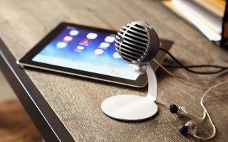 Как настроить микрофон на кнопку в Skype