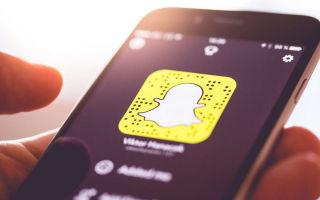 Как пользоваться Snapchat (включить эффекты и рожицы) на Android
