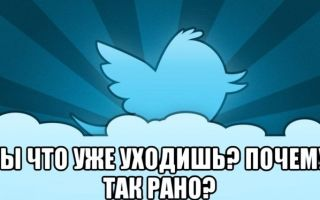 Как выйти из Твиттера на компьтере или телефоне