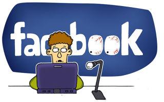 Длительность проверки фото на сайте Facebook