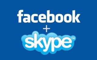 Инструкция по настройке входа в скайп через Facebook