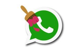 Как поменять фото на аватарке в WhatsApp