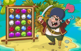 Обзор игры Сокровища Пиратов во ВКонтакте