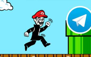 Игры в Телеграмм