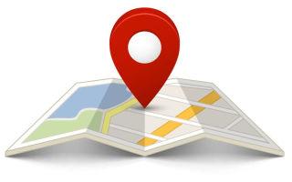 Как определить местоположение в Вайбер
