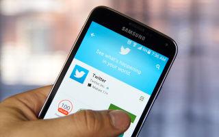 Twitter для Android скачать бесплатно
