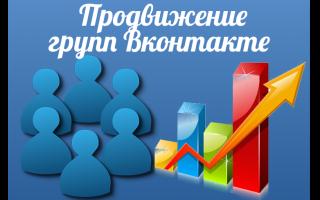 Рекомендации по продвижению группы во ВКонтакте в ТОП Яндекса