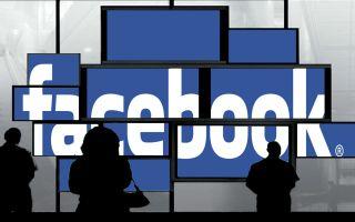 Размеры изображений для сайта Facebook