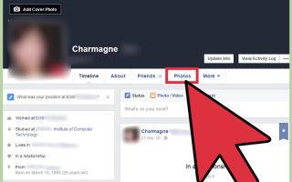 Эффективный способ удаления фотографий в Фейсбуке