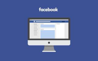 Быстрый способ добавления фото в Фейсбук