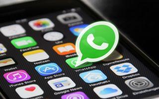 Как в WhatsApp найти человека?