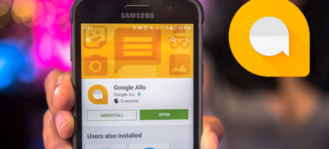 Что такое Google Allo