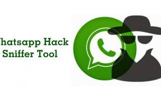 Что такое WhatsApp Sniffer и зачем он нужен?