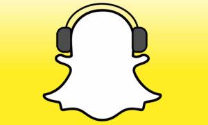 Как убрать или включить звук или музыку в Snapchat