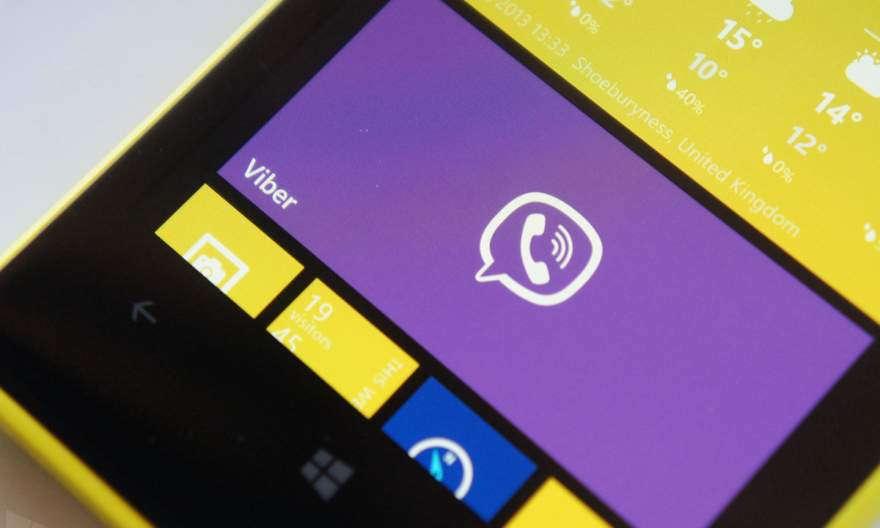Вайбер для Windows Phone