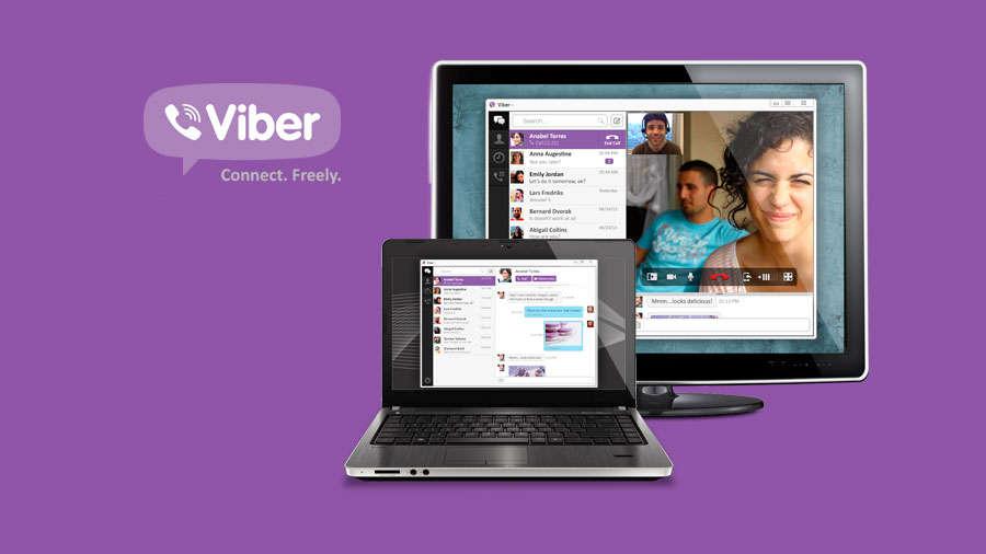 Viber на компьютере