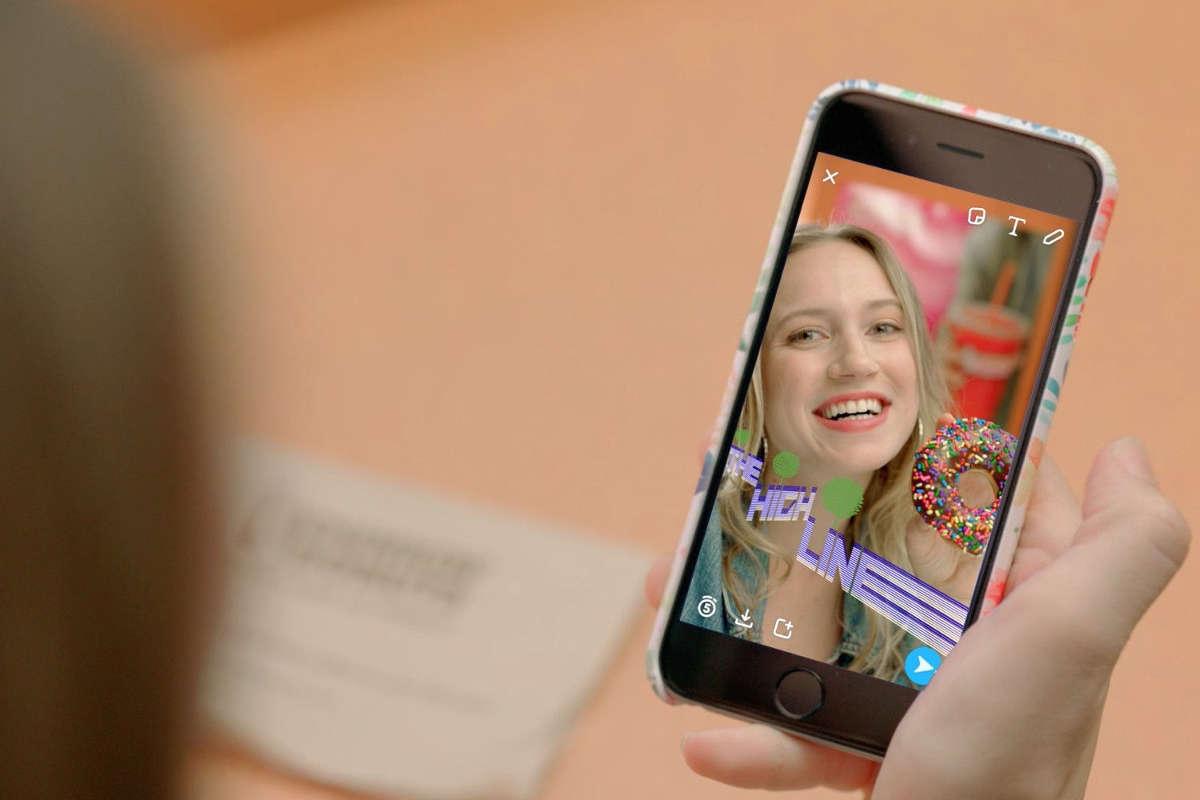 Видеочат на смартфоне
