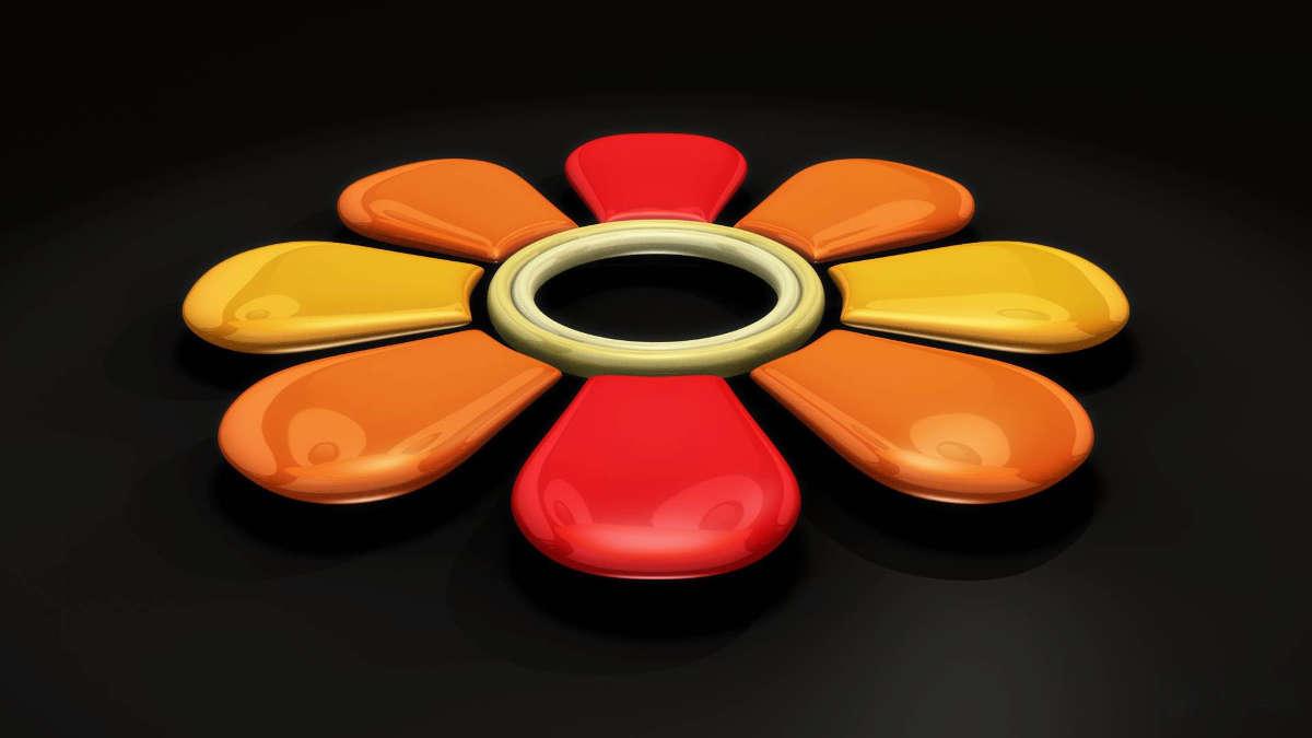 Логотип ICQ