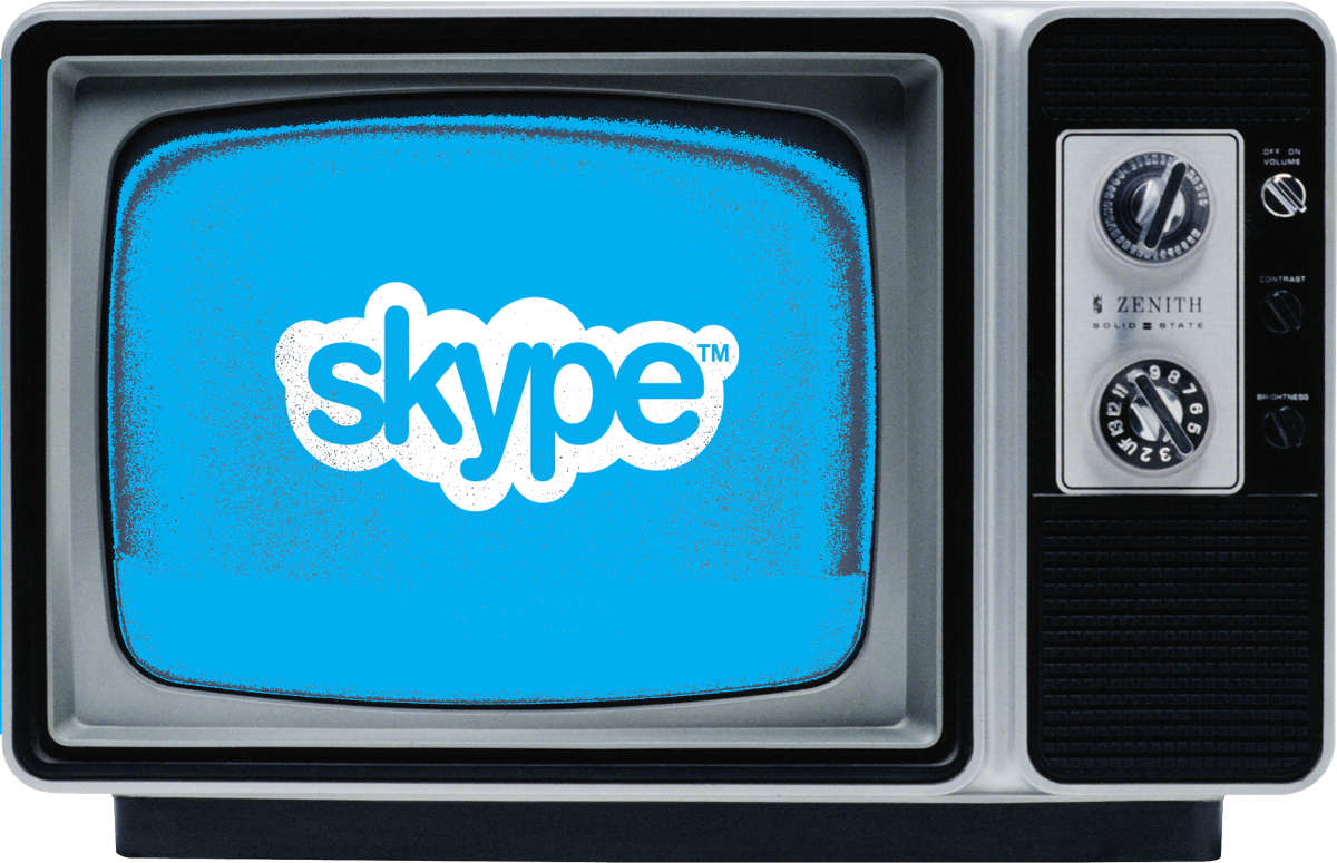 Скайп на телевизоре