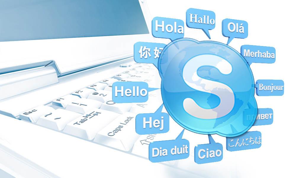 Переводчик Skype