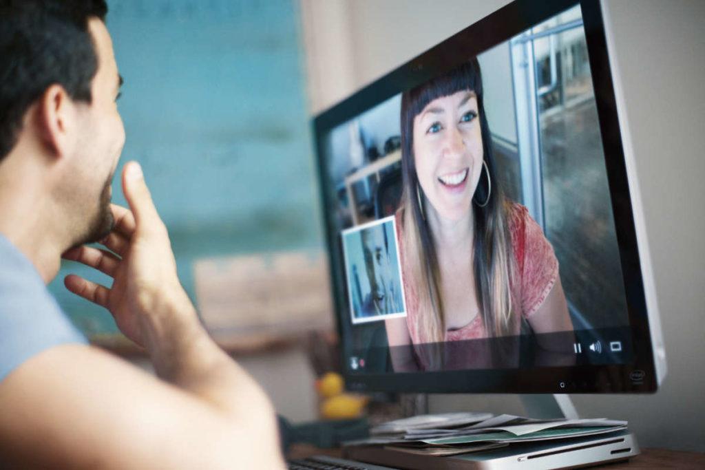 общение с девушками по скайпу в реальном времени - 4