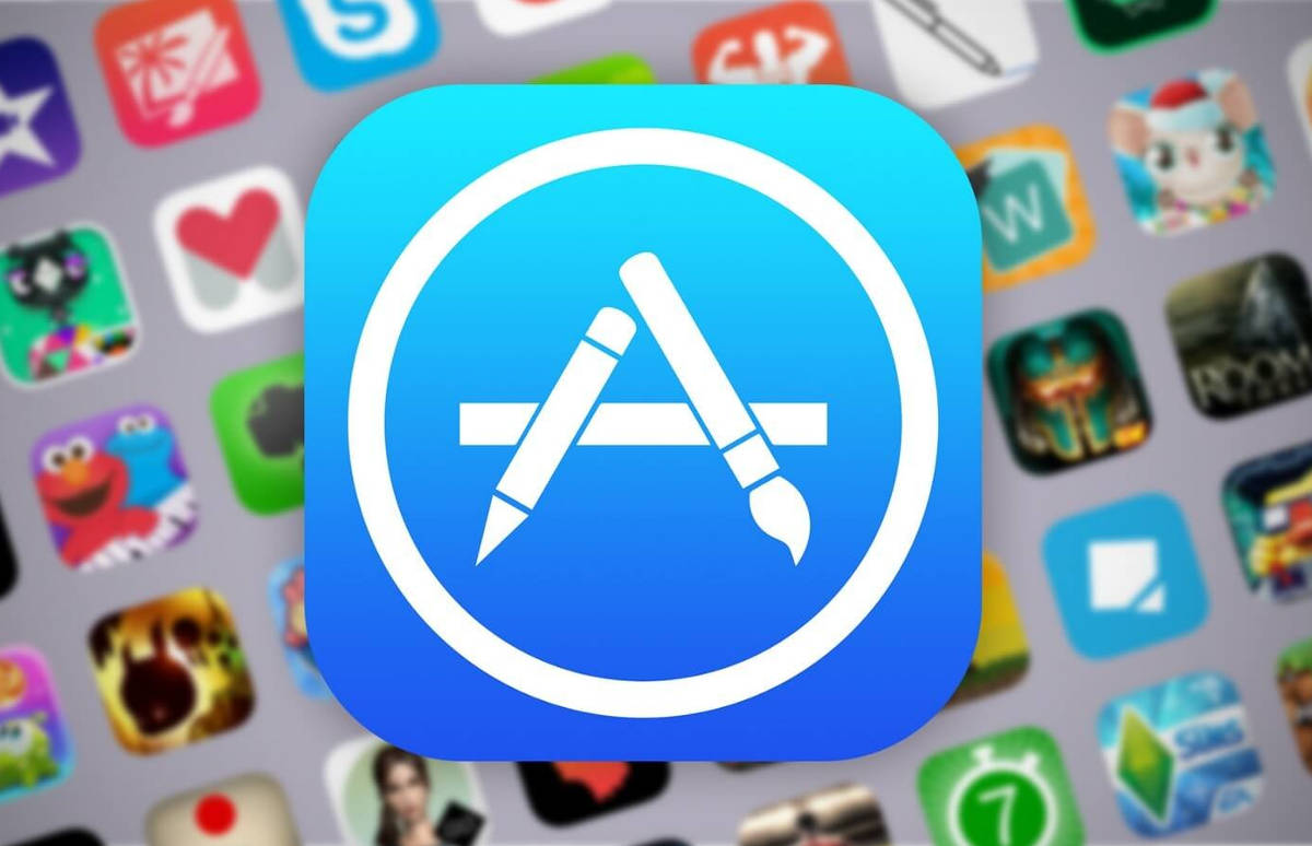 App Store логотип