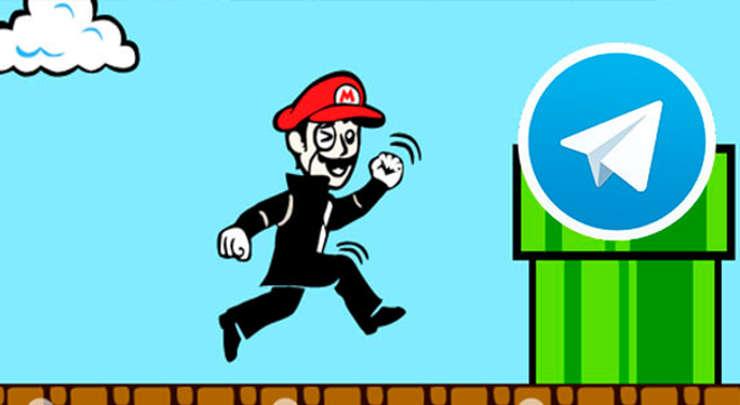 Игра в Telegram