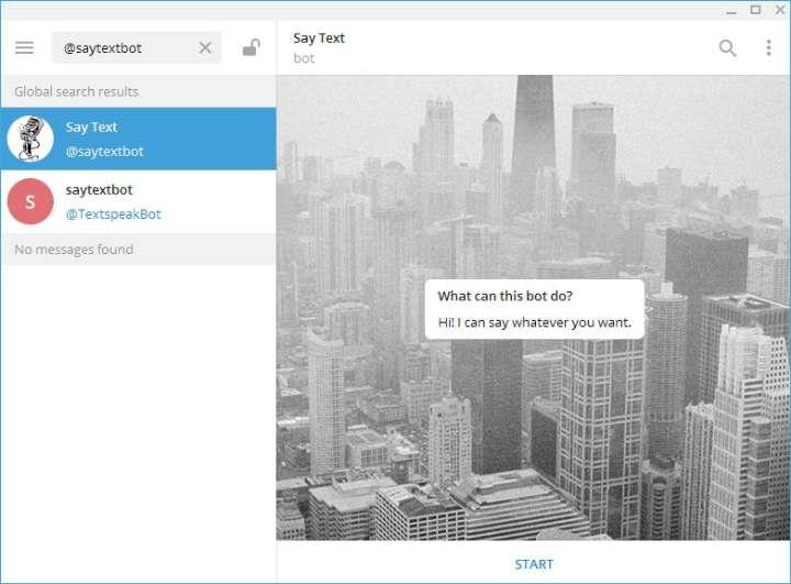 Иллюстрация на тему Что такое голосовой бот Телеграм простыми словами: как им пользоваться