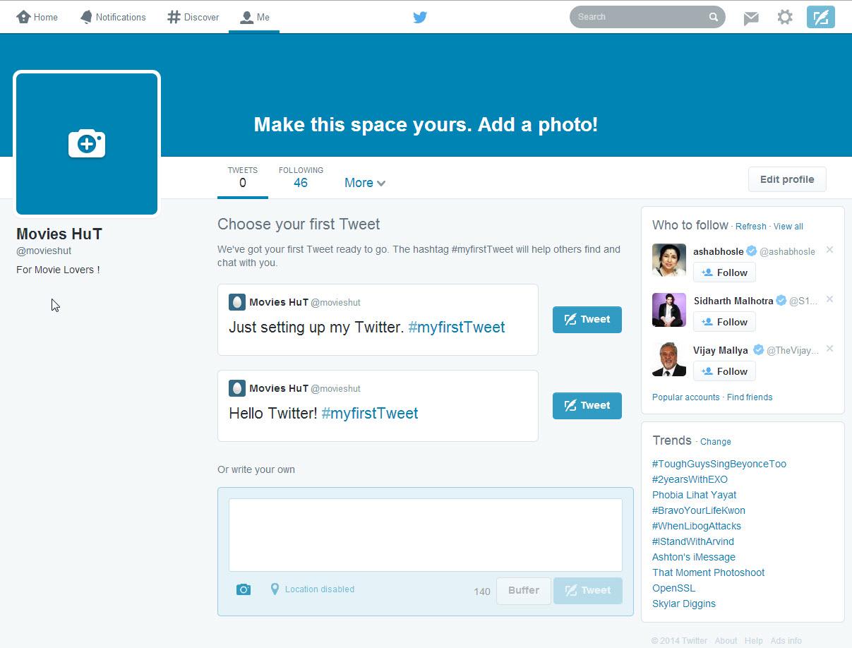 Иллюстрация на тему Социальная сеть Твиттер - что это, зачем она нужна и как пользоваться