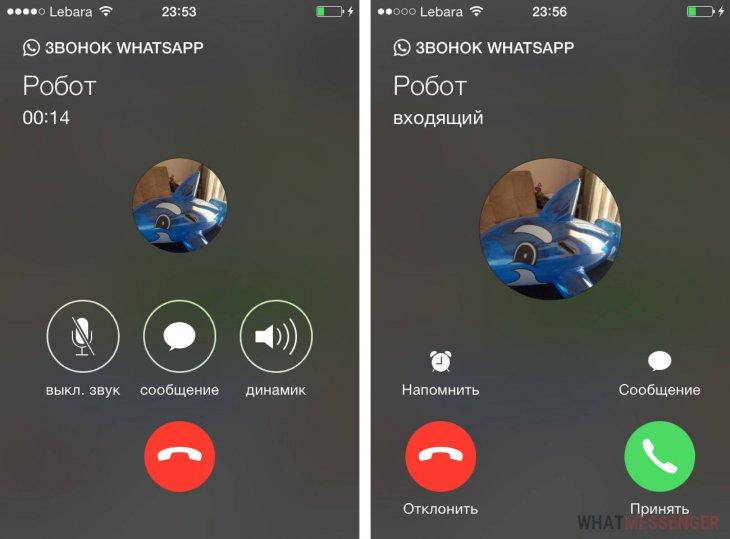 Иллюстрация на тему Телефонные звонки в WhatsApp: как это работает и правила настройки