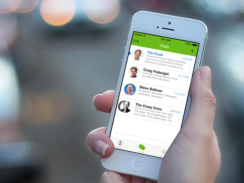 Иллюстрация на тему Как установить WhatsApp на Mac: использование мессенджера на Apple