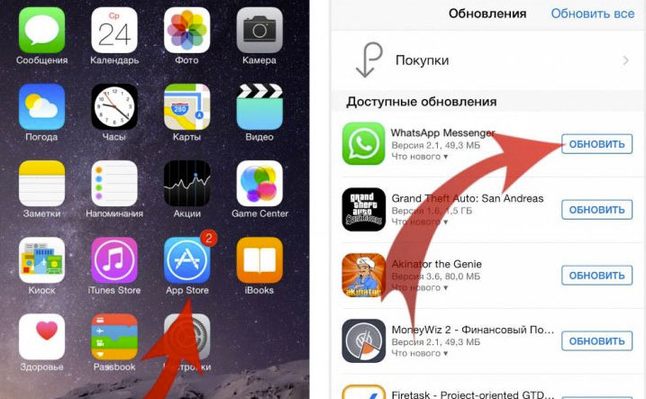 Иллюстрация на тему Как обновить WhatsApp, не обновляется WhatsApp - причины ошибки