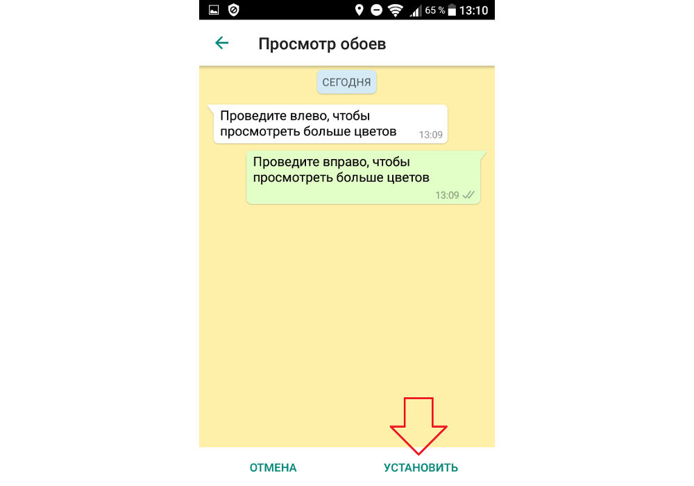 Иллюстрация на тему Смена темы для WhatsApp: как поменять внешний вид мессенджера