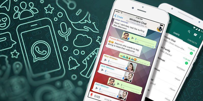Иллюстрация на тему Мессенджер для бизнеса WhatsApp Business: чем он может быть полезен