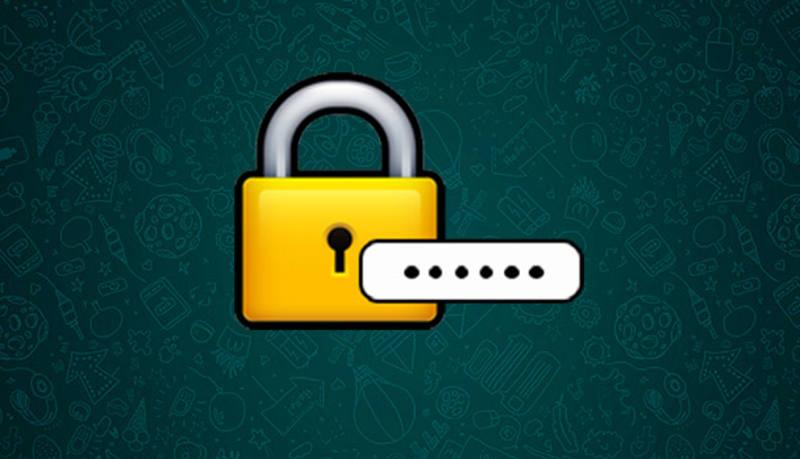 Иллюстрация на тему Как поставить пароль на Ватсап: штатные средства и сторонние программы