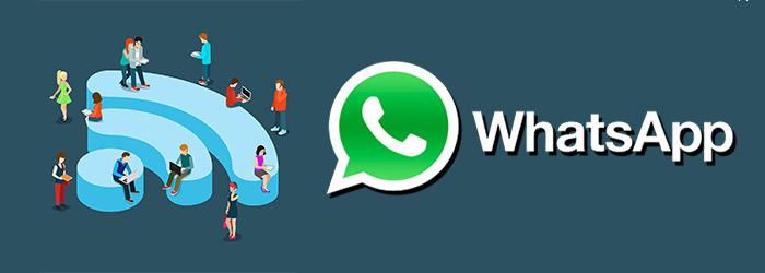 Иллюстрация на тему Работает ли WhatsApp без Интернета: ограничения функциональности