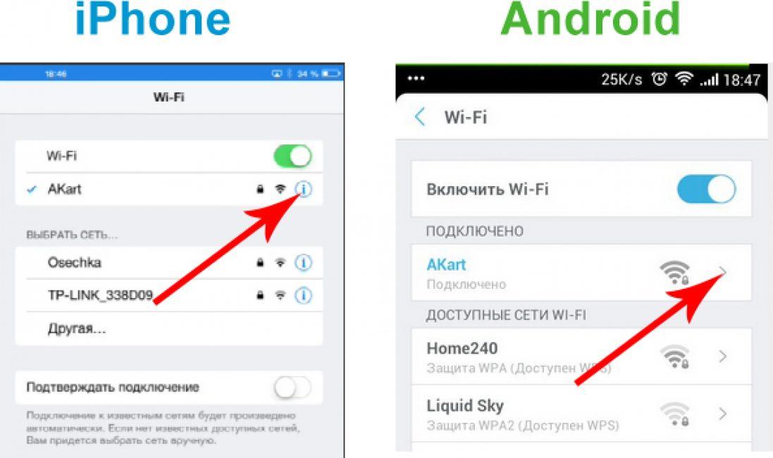 Иллюстрация на тему Что делать, если не подключается Ватсап на Айфоне или на Андроиде