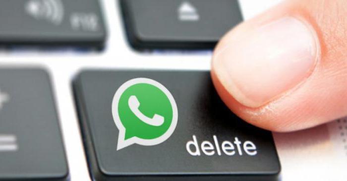 Иллюстрация на тему Инструкции, как удалить контакт из WhatsApp на разных устройствах