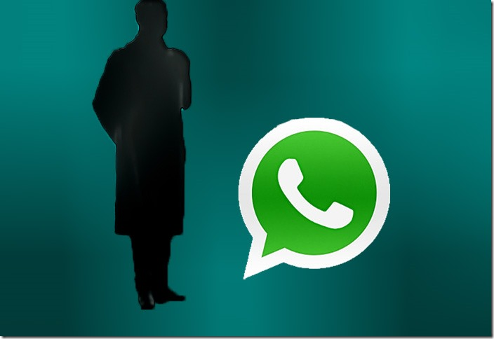 Иллюстрация на тему Как узнать с кем переписывается человек в WhatsApp