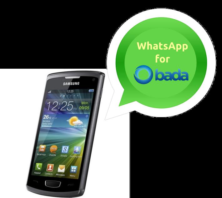 Иллюстрация на тему Существует ли WhatsApp для ОС Bada: Ватсап на старых телефонах Samsung