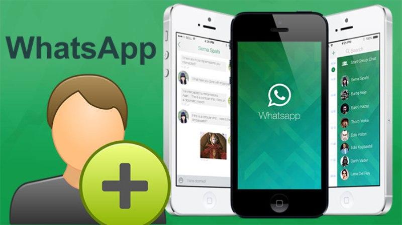 Иллюстрация на тему Как добавить в группу в Ватсапе человека на Андроид и на iPhone