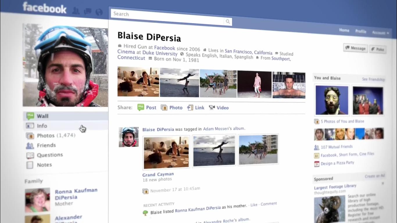 Иллюстрация на тему Как посмотреть как видят мою страницу в Фейсбук другие пользователи